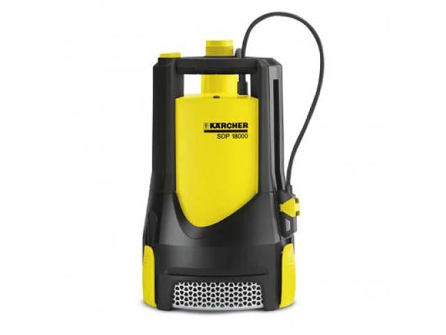 Погружной дренажный насос_Karcher SDP 18000 Level Sensor Компания ForOffice 10690.000