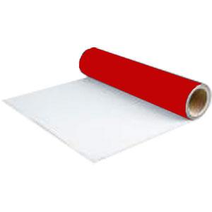 Пленка для термопереноса на ткань   Duoflex бело-красная