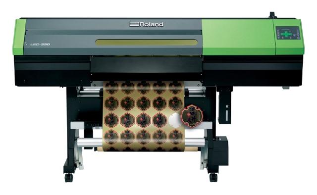 Сольвентный плоттер Roland VS-300i