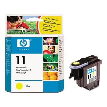 Печатающая головка HP Printhead №11 Yellow (C4813A) hp 727 printhead b3p06a