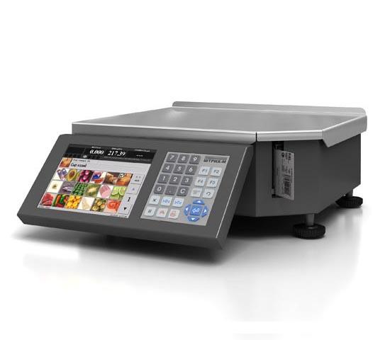 Весы с печатью этикеток_Штрих-PC200CE Bench Компания ForOffice 41280.000