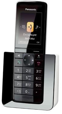 Радиотелефон_Panasonic KX-PRS110RUW