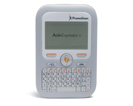 Набор пультов для тестирования голосования (5 шт. в чемодане с ACTIVhub) ActivExpression 2.4GHz (670632)