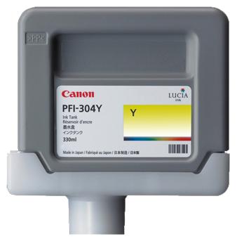 цена PFI-304Y Yellow 300 мл (3852B005)