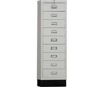 Шкаф картотечный_Bisley 39/9L (PC 103) Компания ForOffice 18520.000