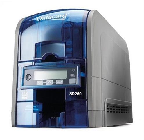 Принтер для пластиковых карт_DataCard SD260 +MAG ISO Компания ForOffice 107382.000