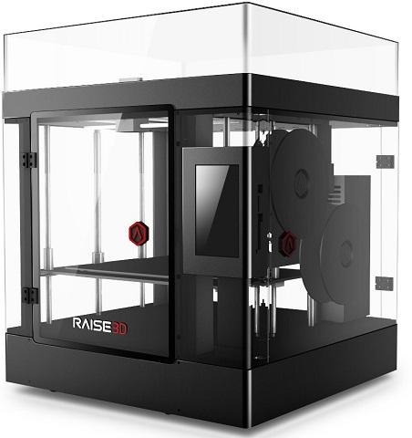 3D принтер_Raise3D N2 Dual