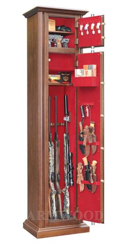 Оружейный сейф Armwood 9TS5 EL Flock