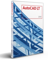 AutoCAD LT 2010 Commercial Upgrade from AutoCAD LT 2008-2009 5 Seats RU