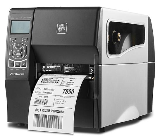 Принтер этикеток Zebra ZT230 (ZT23042-T1E000FZ) с отделителем