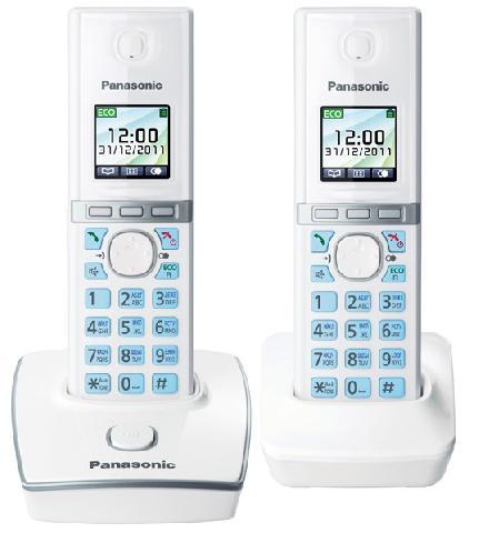 Купить Радиотелефон Panasonic KX-TG8052RUW в официальном интернет-магазине оргтехники, банковского и полиграфического оборудования. Выгодные цены на широкий ассортимент оргтехники, банковского оборудования и полиграфического оборудования. Быстрая доставка по всей стране