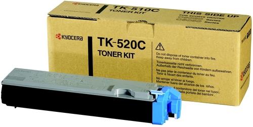 "Тонер-картридж Kyocera TK-520C от Компания ""Форофис"""
