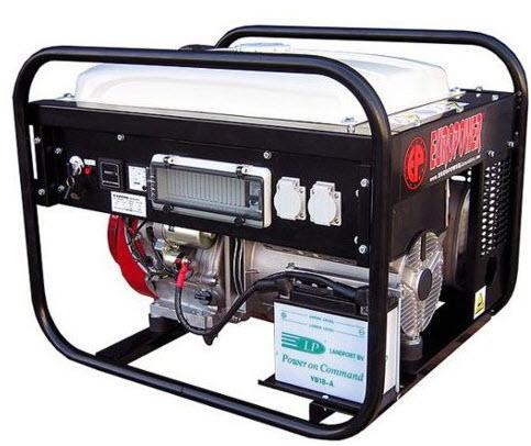Бензиновый генератор_Europower EP7000LE