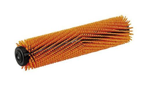 Цилиндрическая щетка Karcher профилированная, 400мм