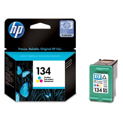 Картридж HP 134 C9363HE цена 2017