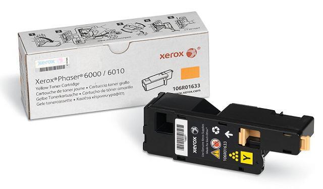 Тонер-картридж Xerox 106R01633