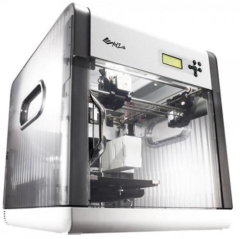 3D принтер_XYZ Da Vinci 1.0A