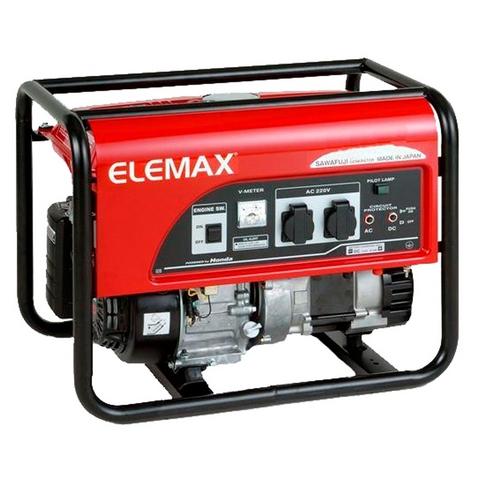 Бензиновый генератор_Elemax SH 7600 EX-RS