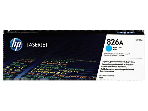 Картридж HP 826A CF311A hewlett packard hp многофункциональная лазерная аппаратура для печати копии факса сканирования