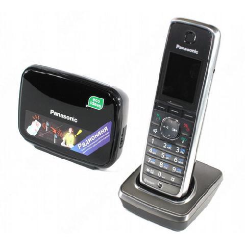 Радиотелефон_Panasonic KX-TG8611RUM Компания ForOffice 3795.000