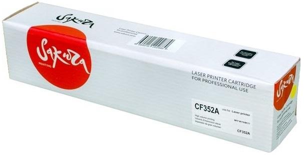 Картридж Sakura CF352A