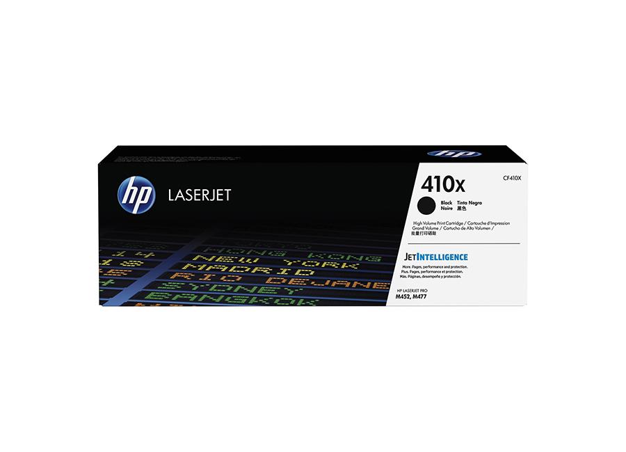 Тонер-картридж HP 410X черный (CF410X)