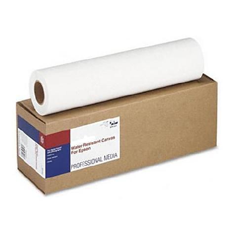 Холст_Epson Water Resistant Matte Canvas 24, 610мм х 12.2м (375 г/м2) (C13S042014)