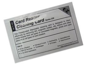 Набор стандартных чистящих карт Zebra 104531-001