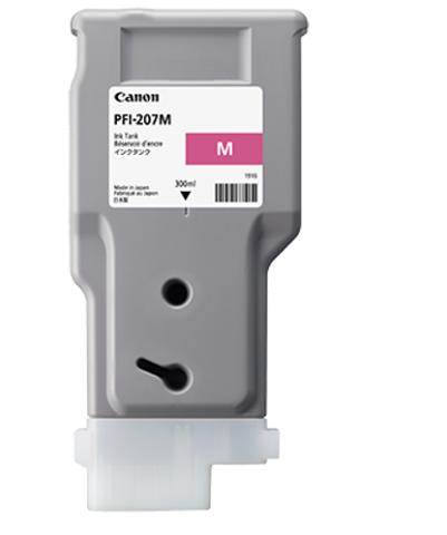 Картридж Canon Magenta PFI-207 M (пурпурный)