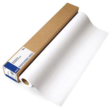 Рулонная бумага_Epson MetallicProof Film 17, 432мм х 30.5м (184 г/м2) (C13S042376)