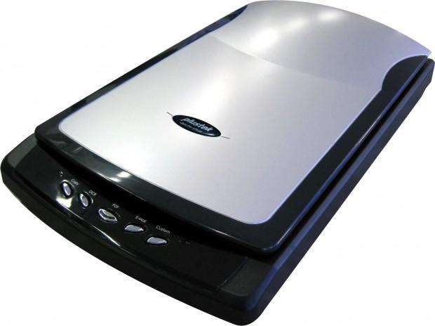 Сканер_Plustek OpticPro ST640