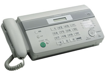 Факс_Panasonic KX-FT982RU-W