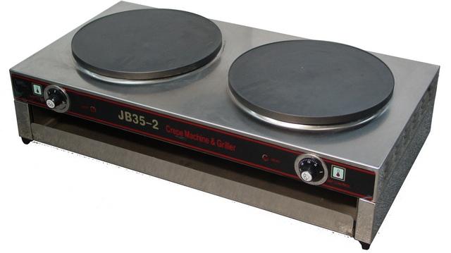 Купить Блинница ERGO JB35-2 в официальном интернет-магазине оргтехники, банковского и полиграфического оборудования. Выгодные цены на широкий ассортимент оргтехники, банковского оборудования и полиграфического оборудования. Быстрая доставка по всей стране