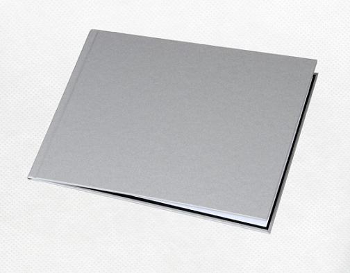 Unibind альбомная 7 мм, алюминевый корпус