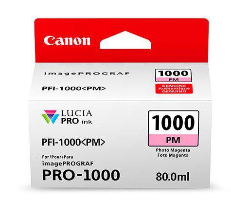 Картридж Canon PFI-1000 PM (фото пурпурный)