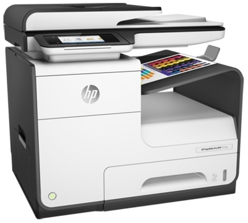 HP PageWide Pro 477dw (D3Q20B)