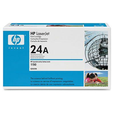 Тонер-картридж HP Q2624A hewlett packard hp многофункциональная лазерная аппаратура для печати копии факса сканирования