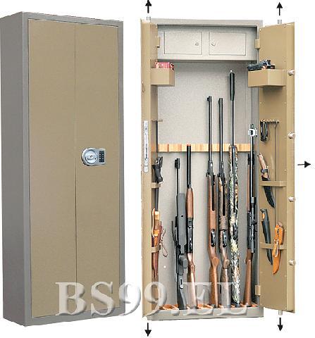 Оружейный сейф_Bestsafe BS99 EL Компания ForOffice 37067.000
