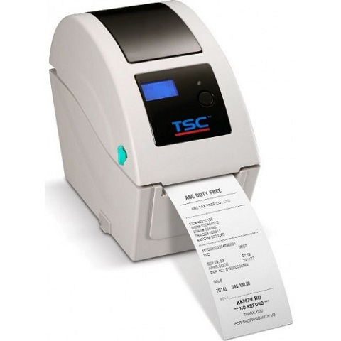 Принтер этикеток TSC TDP-225 UT+Ethernet+LCD (с отделителем)