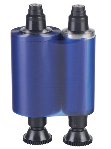 Синяя монохромная лента R2012 cheap original evolis r2012 blue monochrome ribbon