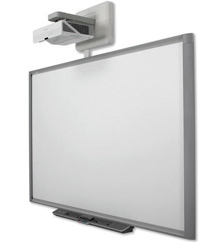 Купить Интерактивный комплект SMART Board SBX880i7 в официальном интернет-магазине оргтехники, банковского и полиграфического оборудования. Выгодные цены на широкий ассортимент оргтехники, банковского оборудования и полиграфического оборудования. Быстрая доставка по всей стране