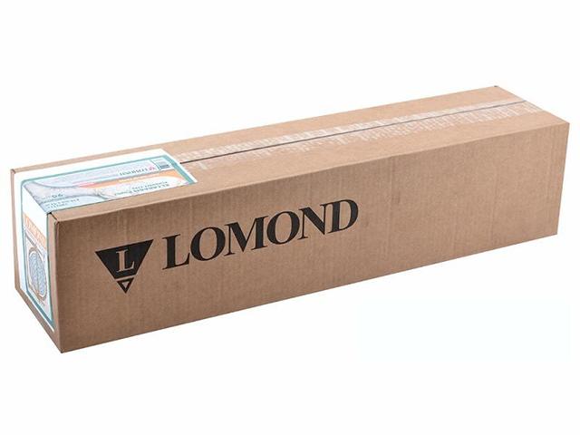 Полиэфирный тканевый материал Lomond с роллом 50.8 мм, 110 г/м2, 0.914x30 м