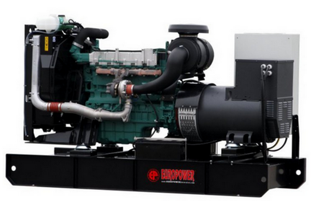 Дизельный генератор_Europower EP275TDE от FOROFFICE