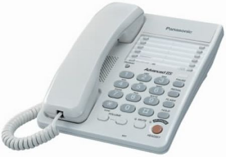 Проводной телефон_Panasonic KX-TS2362RUW Компания ForOffice 1346.000