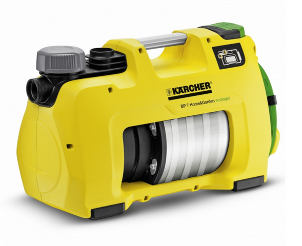 BP 7 Home Garden eco!logic насос поверхностный karcher bp 3 home