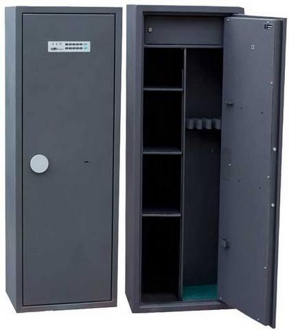 Оружейный сейф Safetronics Iveta PME/K3