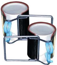 Зажим для кружки металлический для Insta HTP 616 TS