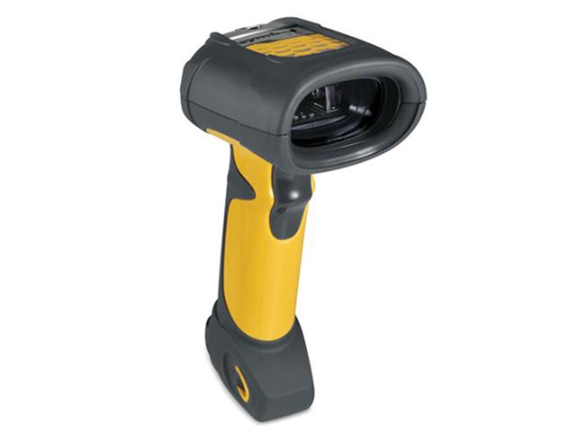Ручной сканер штрих-кода_Symbol LS3408-FZ  для считывания поврежденных штрих-кодов (без кабеля)