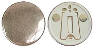 Заготовки для настольных фоторамок   d75 мм, 100 шт