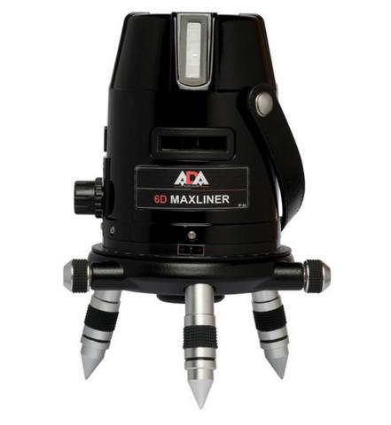 6D Maxliner нивелир ada 6d maxliner